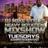 DJ Mike Styles - Heavy Rotation Mixshow (Womens History Month Mix Pt 1)