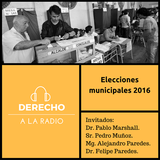Derecho a la Radio Programa 23 - 2 de Noviembre 2016