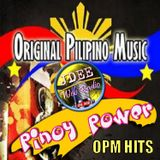 Pinoy Power! Listen to the greatest hits from OPM artist on JDEE Web Radio!