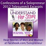 Confessions of a Solopreneur Featuring A'lelia Bundles
