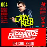 Freakhouze On Air 004 f.Lazy Rich