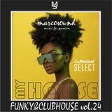 """""""MY HOUSE"""" - FUNKY & CLUBHOUSE vol.24 - 22 november 2K19"""