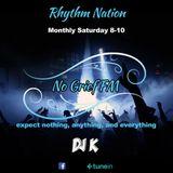 DJ-K Rhythm Nation - No Grief FM guest mix