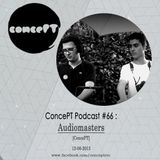 ConcePT Podcast #66 - Audiomasters