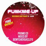 DJ Ben Fisher & DJ Kelly G - Funk Me Up / Halifax  - Oldskool Promo Mix