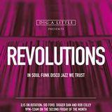 Live at Revolutions - June 2015