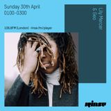 The Lily Mercer Show | Rinse FM | April 30th 2017 | GEO