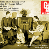 QMLS Show January with 'A Geezer Called Griffo'