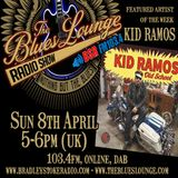 The Blues Lounge Radio Show March 8th 2018 ft Kid Ramos