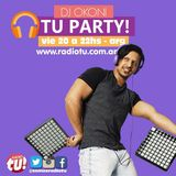 OKONI podscats episodio 2 (tu party) www.radiotu.com.ar