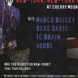 Dj Tc-Brain-New York New York Party@Cherry moon, Lokeren 01-11-1996