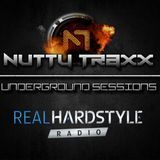 Nutty Traxx - Underground Sessions #16 ft Nutty T & Thoqy