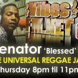 The Universal Reggae Jam_Thursday 3rd July 2014. Vibesfm.net_with - Frederica Tibbs...