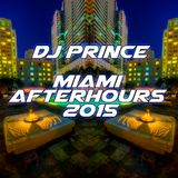DJ Prince - Miami afterhours 2015 (techno set)