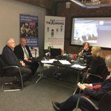 AGE FRIENDLY CONFERENCE Councillor Brenda Warrington interview