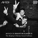 Avicii X Martin Garrix (Tim Bergling X Martijn Gerard Garritsen)