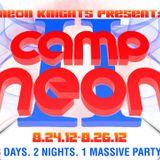 Camp Neon Family - Neon II Promo Mix