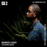 Buried Light w/ Ashtrejinkins & Dakim - 20th April 2017
