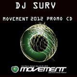 DJ Surv - Movement [DEMF] 2012 Promo CD