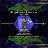 Artelized Visions 066 (June 2019) with CJ Art ][ Artelized 2 Hours Mix on DI.FM
