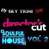Director's Cut Soulful House Mix VOL 2 DJ SKy Trini