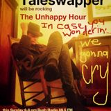 The Unhappy Hour 19 January 2014 Donny Truter (Taleswapper) in studio, hosted by Sam & Toast