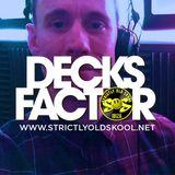 Decks Factor Ibiza 88. Gav Geddes