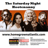P.E.I.'s Homegrown Atlantic Saturday Night Hootenanny ~ Saturday, January 21, 2017