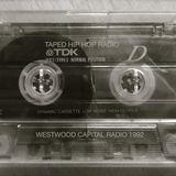 Tim Westwood Capital Rap Show November 1992