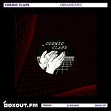 Cosmic Claps 018 - dreamstates [21-09-2018]