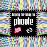 Phoole and the Gang  |  Show 199  |  Happy Birthday to Phoole!  |  on TheChewb.com  |  28 July 2017