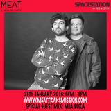Spacestation w/ Mia Dora 29/01/16