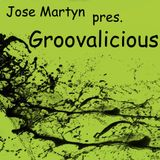 Jose Martyn pres. Groovalicious @ Vibes Radio Station 23 January