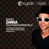 Cyclic Podcast Episode Nr 21 - Zanga - 07.09.2011