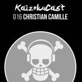 KaizokuCast 016 - Chiristian Camille (Germany)