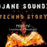 "DJane Soundz ""Techno Story #04"" Live Audio Stream On FeierTV"