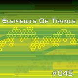 Elements Of Trance Episode #045 [26-07-2013]