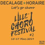 Let's go choro with the Lille Choro Festival