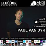 Electrik Playground 12/5/18 inc. Paul van Dyk Guest Session