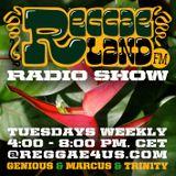 Reggaeland FM radio show @ reggae4us.com (11-Feb-2014 / P2)