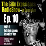 Ep. 10: 2010 WMC South African Experience (Archived Gem)