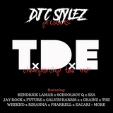 DJ C Stylez presents T.D.E. - Championship Tour Mix 2018