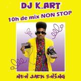 DJ K.ART - 10h de New Jack Swing