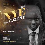 NYE 16 Live at Bar Dupont