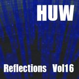 HUW - Reflections Vol16. Eclectic Sounds for Autumn Leaves and Falling Rain