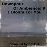 E.T.C.H. - Downpour Of Ambience 9: I Bloom For You - Ambient Podcast 009
