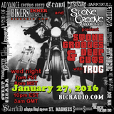 Stone Grooves & Deep Cuts on BiC Radio - January 27, 2016