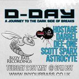 DJ Darrel - D-Day Radio Show Mix 2013