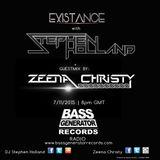 Existance 07 w/ Stephen Holland + Zeena Christy guestmix