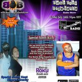 The Bomb Baby Experience (Special Guest Host Diverse Gravity)- Special Guest- B.L.O